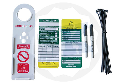 SCAFFKiT ScaffCards (1 x Box)