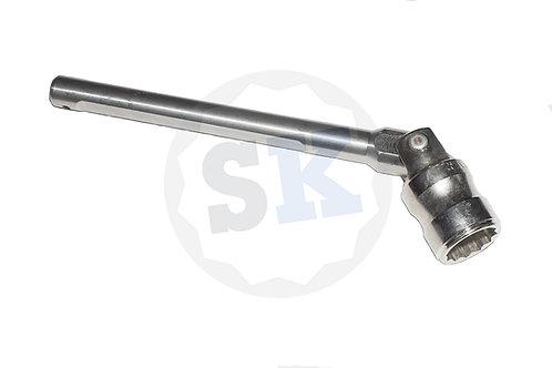 Leach's 24mm Bi-Hex Flat Handle Spanner