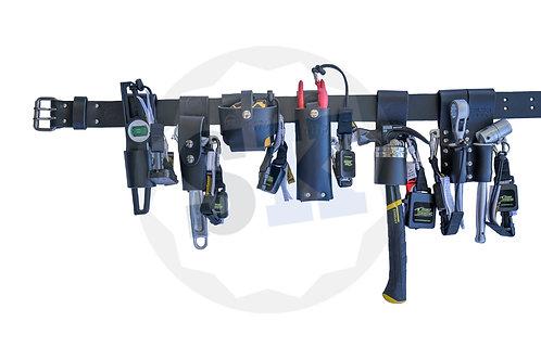 SCAFFKiT GearKeeper Black Retractable Kit