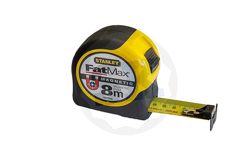 Stanley Fat Max Magnetic 8m Tape Measure