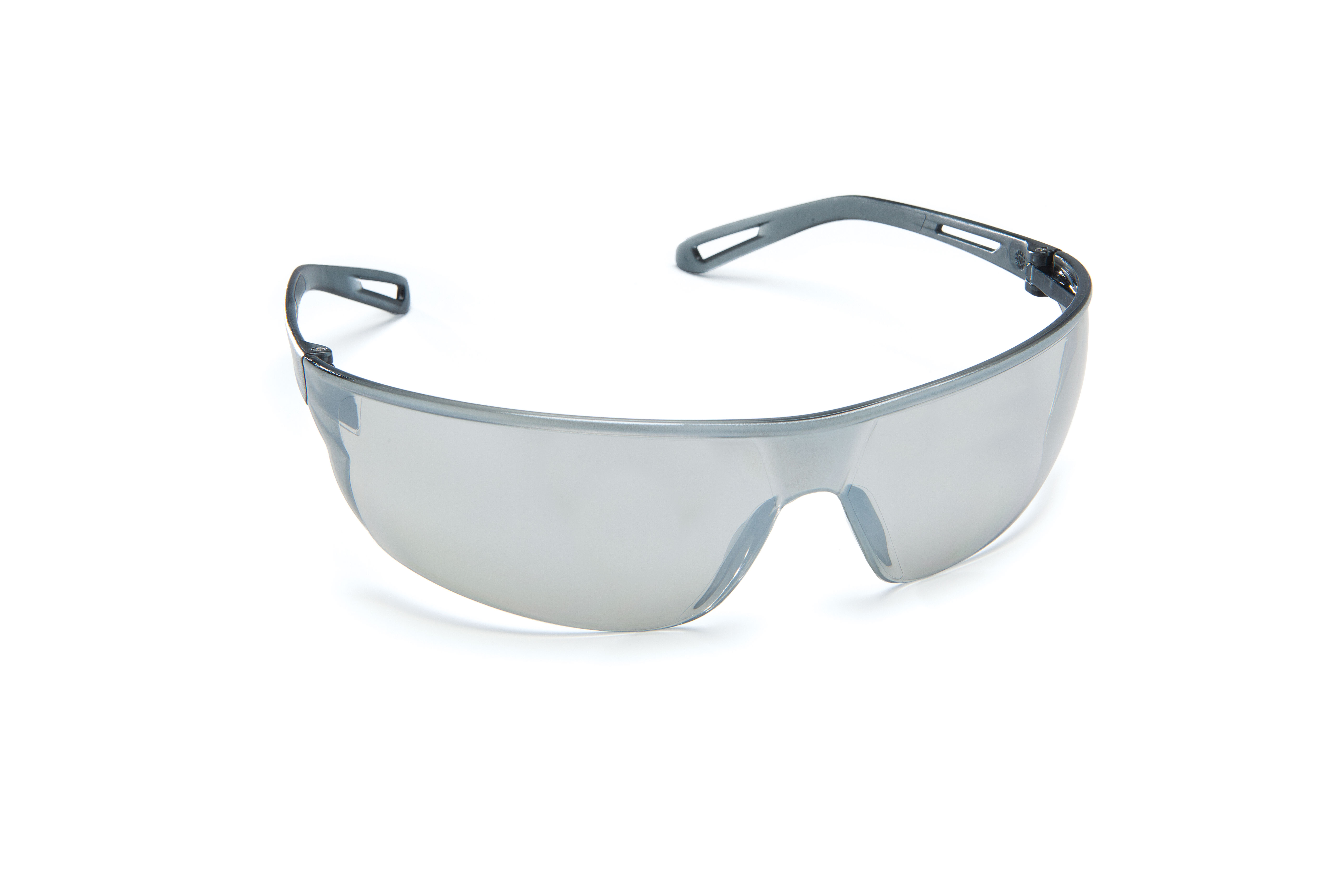 Safety Specs Silver