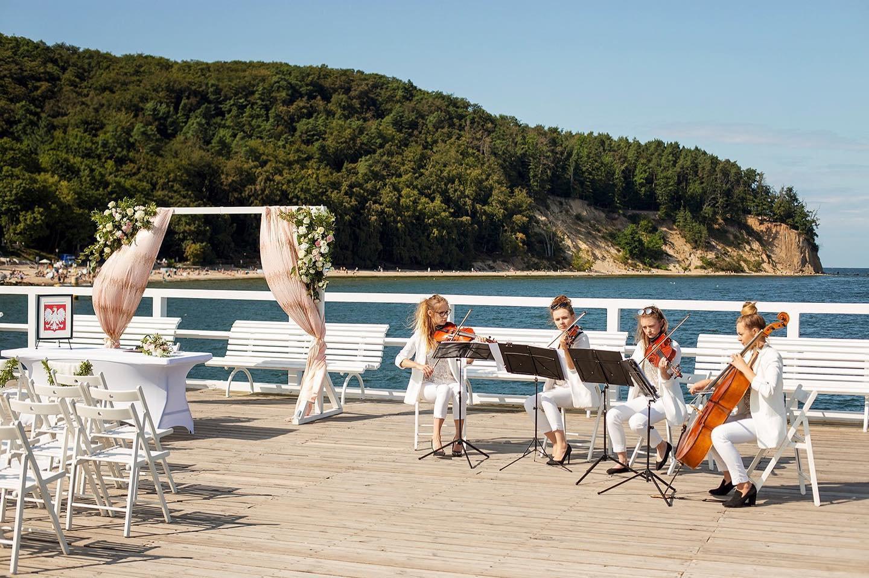 Oprawa muzyczna ślubu cywilnego