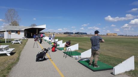 Introduction of Beddington Golf Driving Range