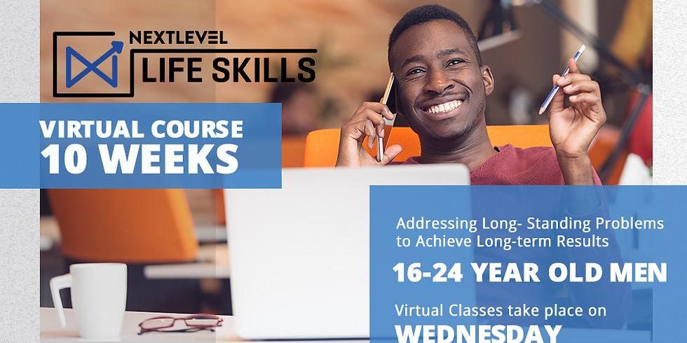 Next Level Life Skills for Georgia Department of Juvenile Justice