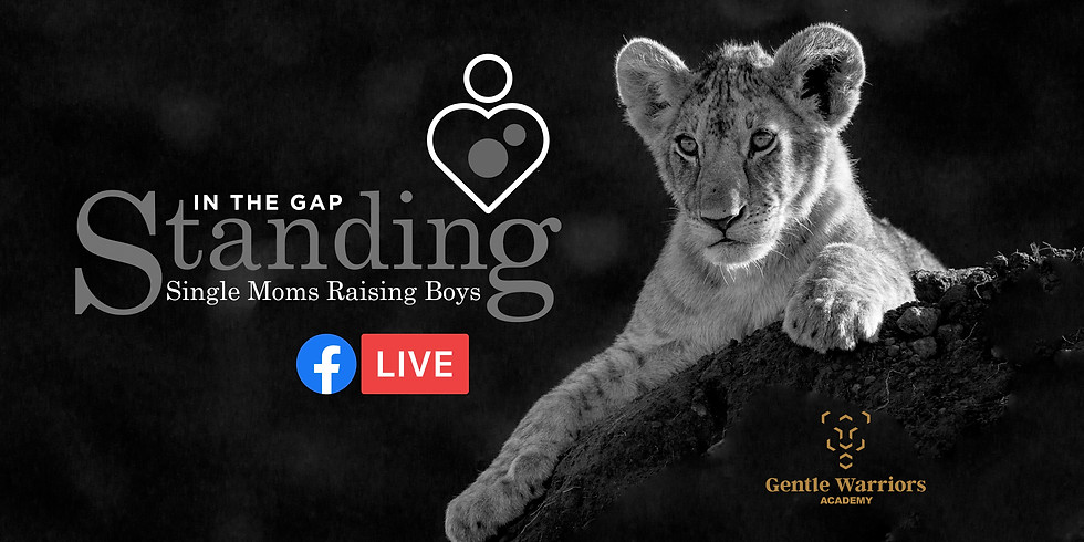 Standing In The Gap: Single Mothers Raising Boys