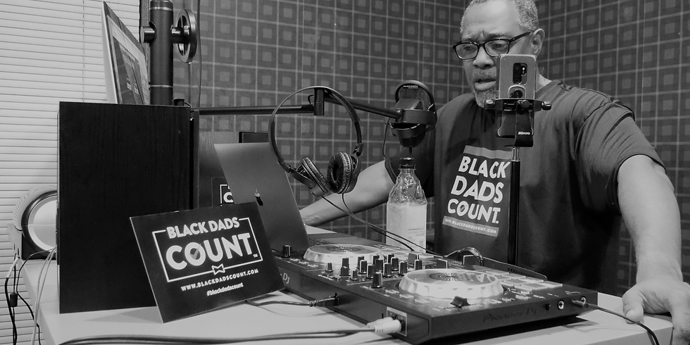 Black Dads Count Campaign and Website Overview