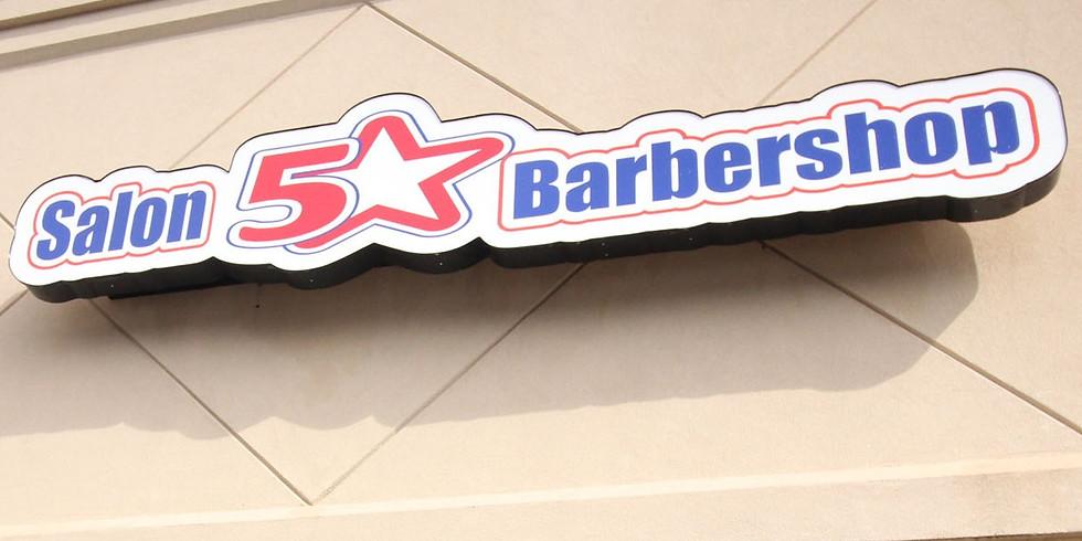 Five Star Barbershop and Salon