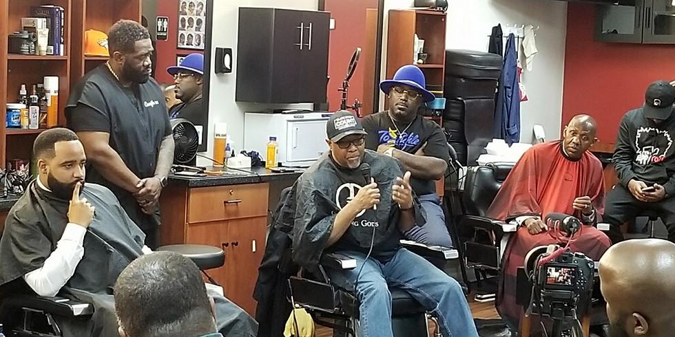 Statistically Speaking: Black Dads Count Barbershop Talk