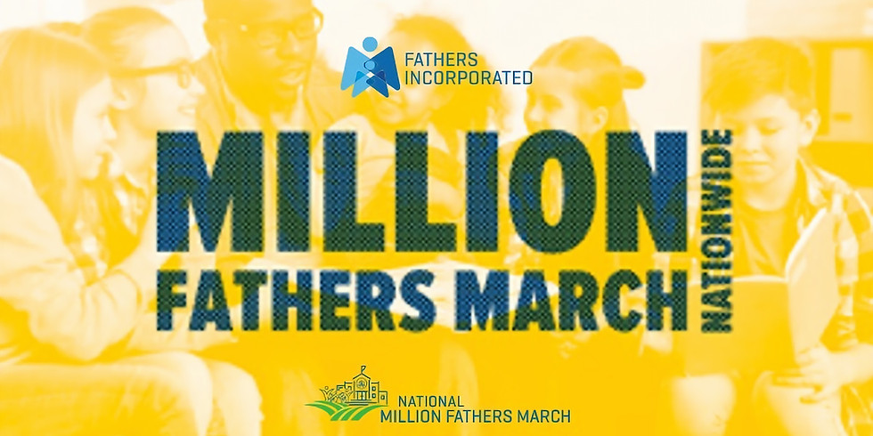 2020 Million Fathers March Virtual Event