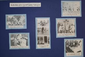 Activities & Community Service
