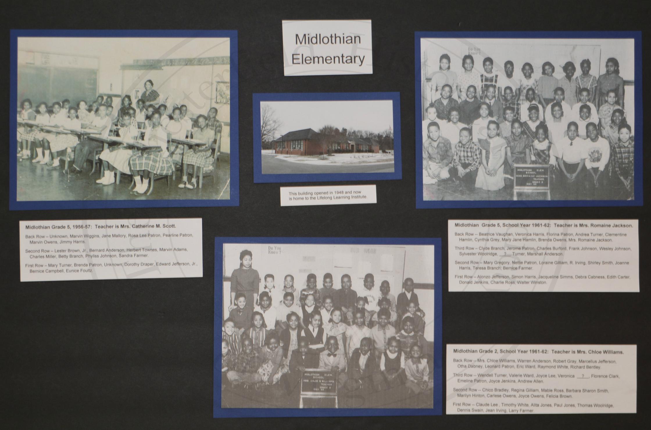 Midlothian Elementary Part 1