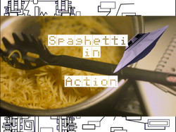 spaghetti in action promo