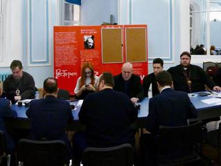 Круглый стол «Кризис современной социал-демократии и пути выхода из кризиса»