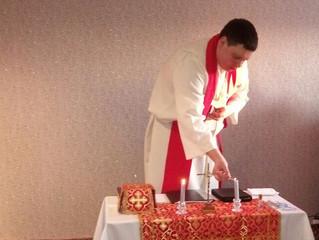 В общине ЕЛЦАИ г. Гай совершилось крещение