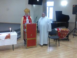 Поставлен новый епископ Северного Церковного Округа ЕЛЦАИ