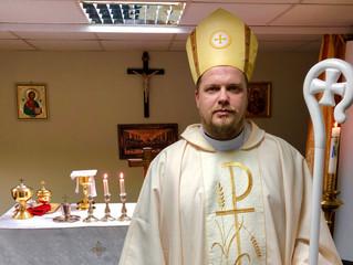 Консекрирован новый епископ Северного церковного округа ЕЛЦАИ