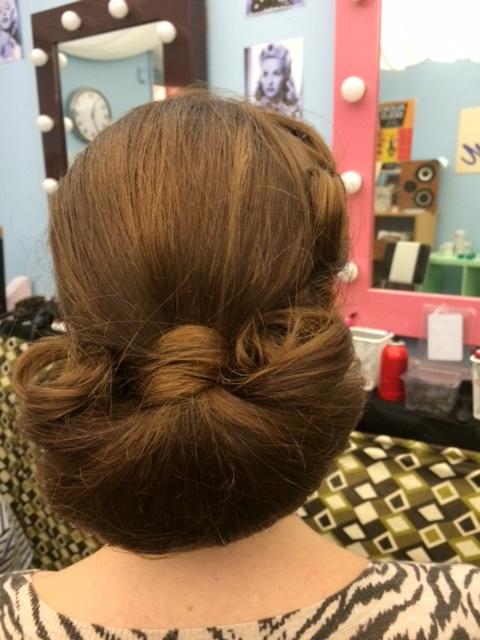 T.V, Hair, makeup, Weddings, Brides,