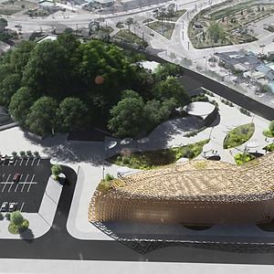 South Korea - Museum proposal