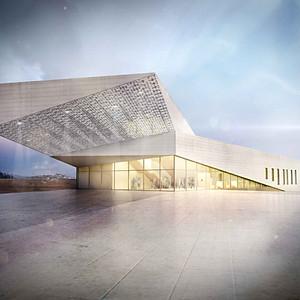 Jerusalem - Concert hall proposal