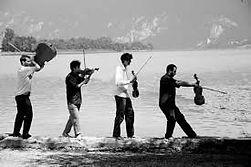 nicolas jacquot - Terre & Nerf - quatuor Belà