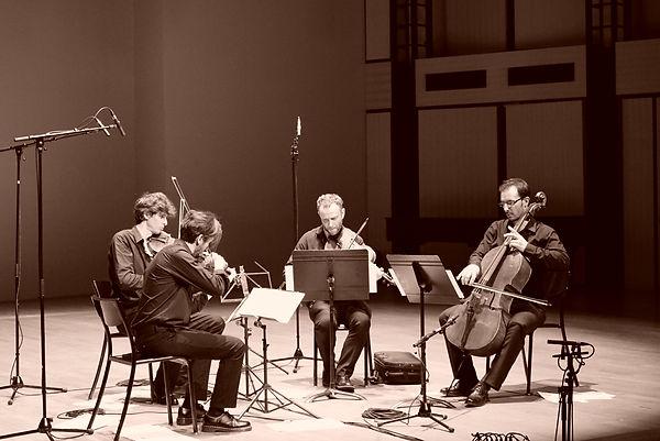 Nicolas Jacquot_Terres & Nerfs_Quatuor Belà