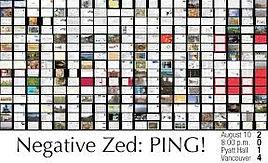 nicolas jacquot -non fiction, negative zed