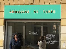 AMBASSADE DU TURFU
