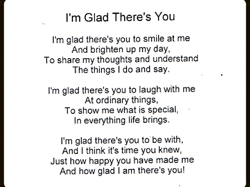 Im Glad theres you