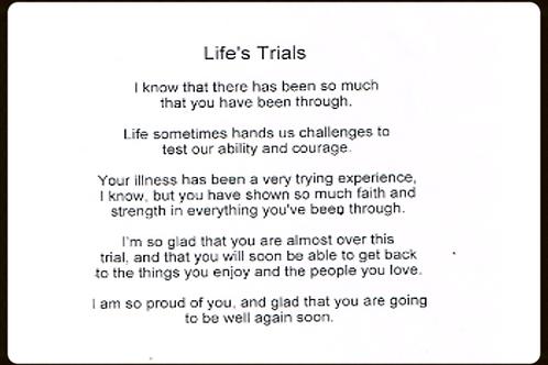 Lifes Trial
