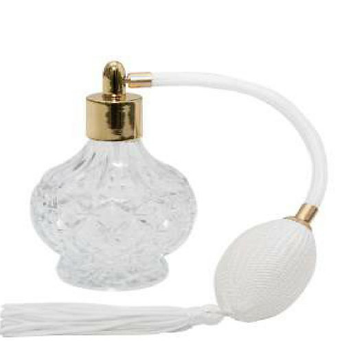 100ML Glass Perfume Atomiser with Gift Box
