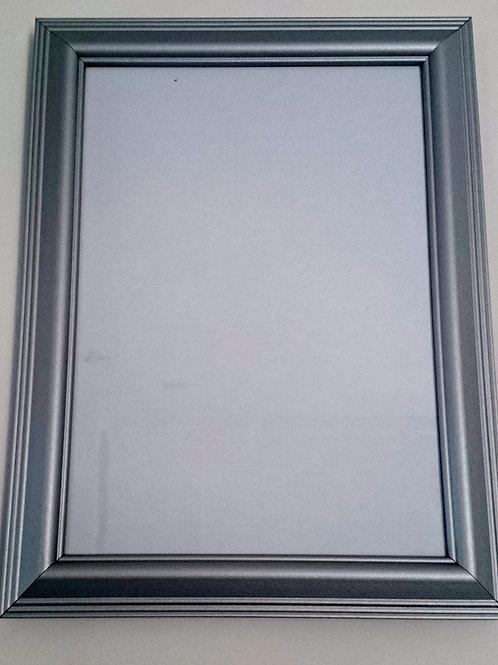 Silver A4 Frame