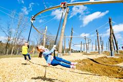 Spielplatz Fly- Line Natternbach ©