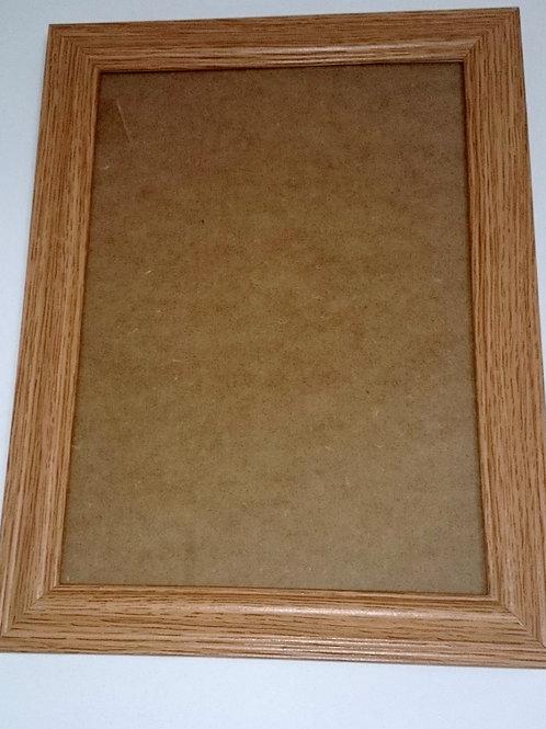 Oak A4 Frame