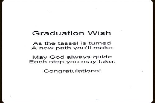 Graduation Wish