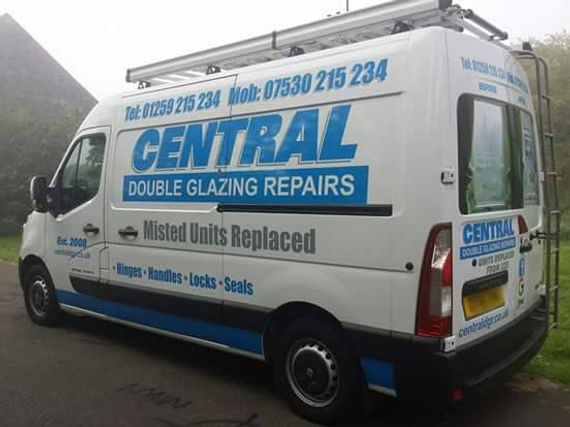 Misted Up Glass Repairs Central Scotland