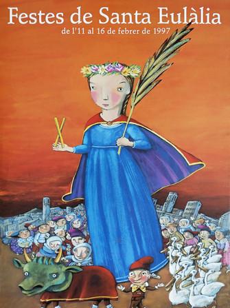 Festes de Sant Eulàlia