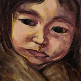 Nena tibetana