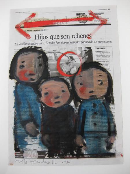 Nens segrestats