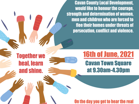 Cavan County Local Development To Bring a World Refugee Event to Cavan Town