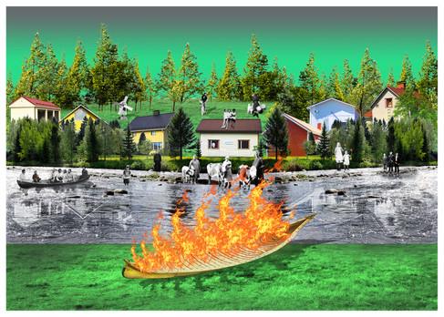 Vene on tulessa