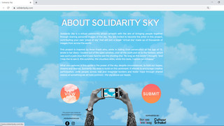 Solidarity Sky