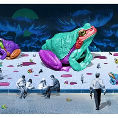 Icey Amphibians [2019]