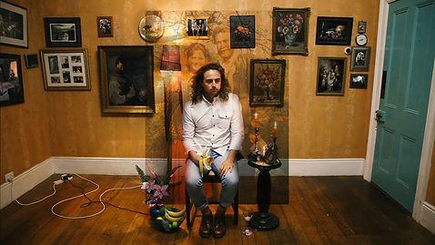Luke Conroy - RACT Portraiture Prize 201