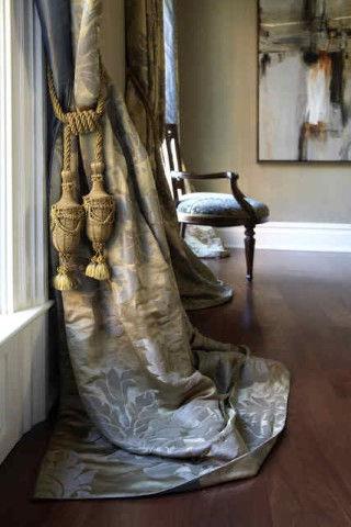 Decorative Tassel Tieback