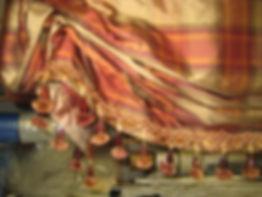 Tassel Trim Detail