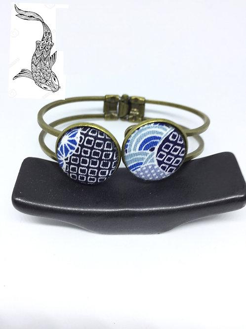 Bijoux japonais, fait main