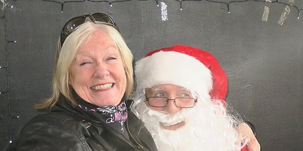 Father Christmas Visit & BBQ