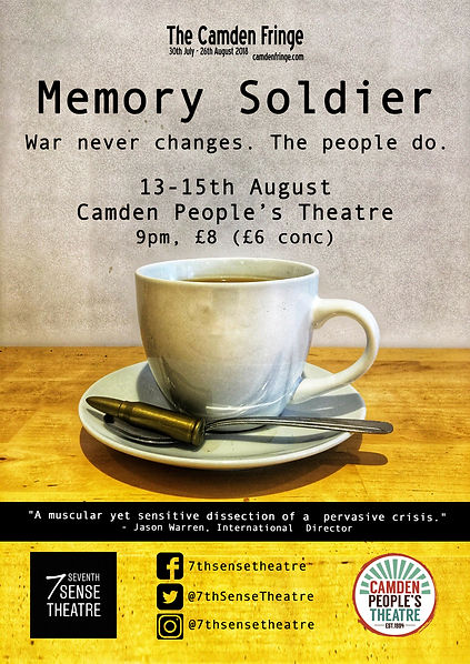 Seventh Sense Theatre - Memory Soldier