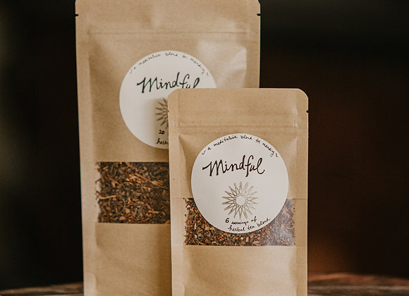 Mindful Herbal Tea - Full Size