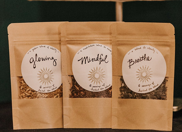 Mind, Body, Soul Tea Bundle